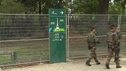 France: Works begins on €20m, 8ft tall bomb-proof wall around Eiffel Tower