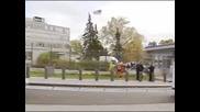 Американското посолство в Стокхолм е било евакуирано