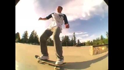 Skate Video #8 - Derrick Mayer &jordan Repin - 8 Miles From The City Of Dope