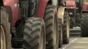 Spain: Tractors hit the streets to demonstrate against alleged low milk prices