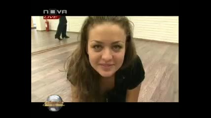 Bailando 12.10.2010/пасо добле - Росица Караджова
