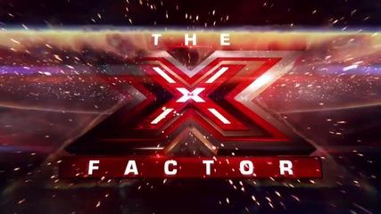 District3 sing Taio Cruz's Dynamite - Live Week 5 - The X Factor Uk 2012