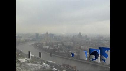 В Москва издигнаха най-висока сграда в Европа