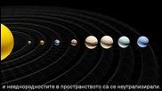 Нееднородност на пространството (2)