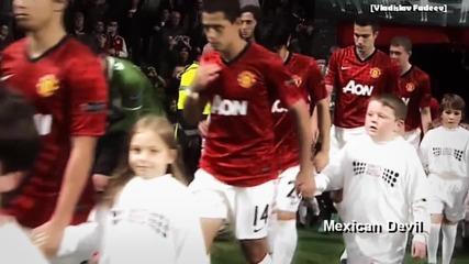 Javier Hernandez | Chicharito | Season 2012-2013 |
