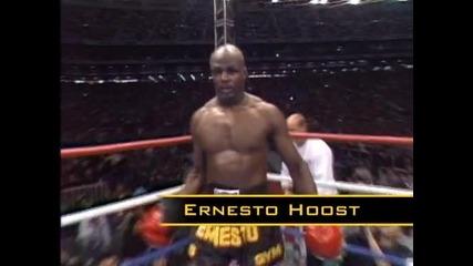 Ernesto Hoost vs Jerome Le Banner 2