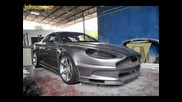 Opel Calibra Стана Aston Martin Db9