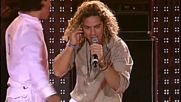David Bisbal Ave Maria / 40 Principales Madrid 2006
