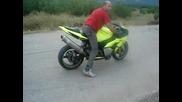 Motorbike Crazy Stund