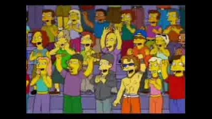 Tony Hawk Vs Homer Simpson