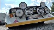 Cosmo Rallye Wartburg 2014