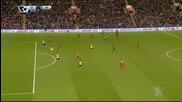 Ливърпул – Арсенал 1:1, след първото полувреме