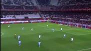 Resumen de Sevilla Fc (2-0) Malaga Cf