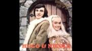 nicole & Hugo - Baby ,baby (french Version)belgium 1973 Eurovision