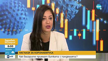 Как българите приемат битката с пандемията?