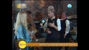 """""""На кафе"""" гостува на певицата Гергана в Говедарци - На кафе (06.05.2014г.)"""