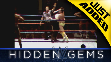 Greg Gagne & Jim Brunzell bring the pain on Christmas Night in rare WWE Hidden Gem (WWE Network Exclusive)