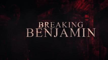 Breaking Benjamin - The Dark Of You - Lyrics _2018