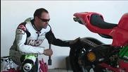 Fastest Ducati Desmosedici Rr