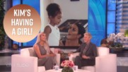 Ким Кардашиян обяви, че ще има момиченце