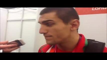 Иван Марков: Целта ми бе медал, не знам какво стана