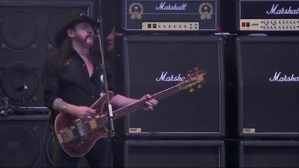 Motorhead - live at Wacken Open Air 02.08.2013