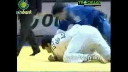 Russian Judo - Best Compilation