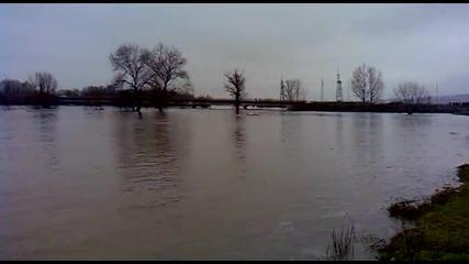 Svilengrad Navodnenie 2012 *(mejdu stariqt i noviqt most)*