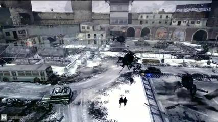 modern warfare 2 new full length launch trailer (eminem And nate dogg) [hd]