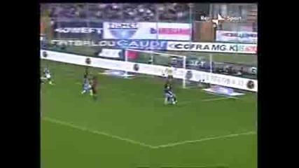 Сиена - Милан 1:5