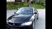 Само Бегачки Mitsubishi Lancer Evolution