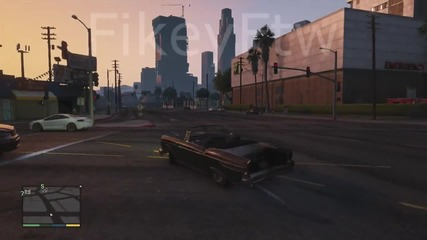 Gta V - Leaked Gameplay