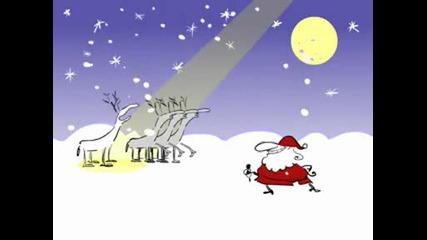 White Christmas (happy) Happy christmas {}