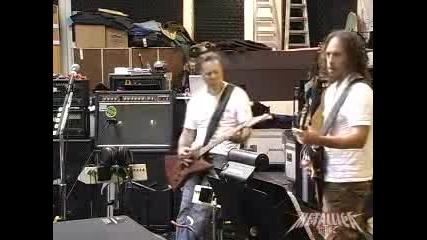 Metallica - Orion Studio