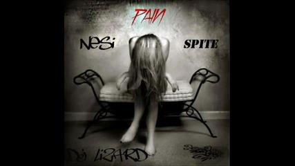 Nesi & Spite (feat. Dj Lizard) - Pain (2012)