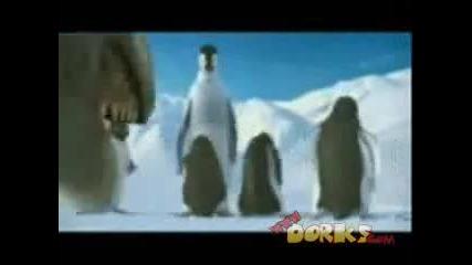 Gangsta Happy Feet Remix