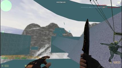 Counter-strike 1.6 Surf_ski_2 T2 Water Ladder