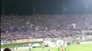 Пряко от стадиона : Фиорентина - Ювентус 20.03.2014