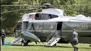 Secret Service Detain Drone Pilot For Crashing On White House Lawn