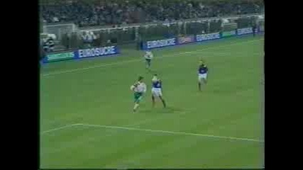 Емил Костадинов - Франция - България (1:2)