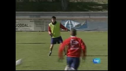 Братовчед на Меси ще играе във втора испанска дивизия