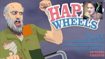 pewdiepie - Happy Wheels - част 72