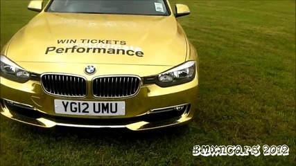 Gold Bmw 3 Series