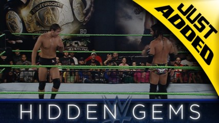 Seth Rollins and Dean Ambrose go to war in Iron Man Match in rare WWE Hidden Gem (WWE Network Exclusive)