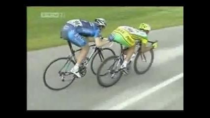 100 km/h с колело