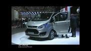 Ford Tourneo Concept Geneva 2012