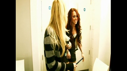 Miley Cyrus Cant Be Tamed Dvd Dressing Room Clip