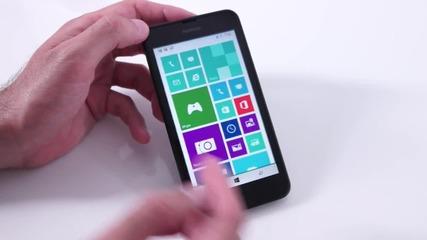 Традицията не е за подценяване - Nokia Lumia 630 - видео ревю на smartphone.bg