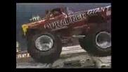 Monster Truck Crash Compilation