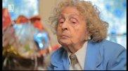 На гости на 101-годишната Ханя Герджикова